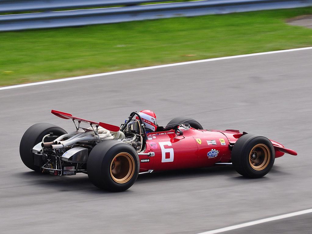 Mosport Vintage Car Racing