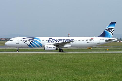 Egyptair   A321-231   SU-GBW