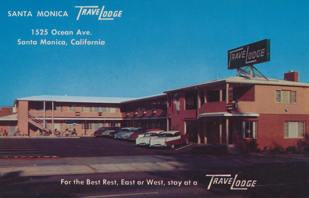 Travelodge - Santa Monica, California