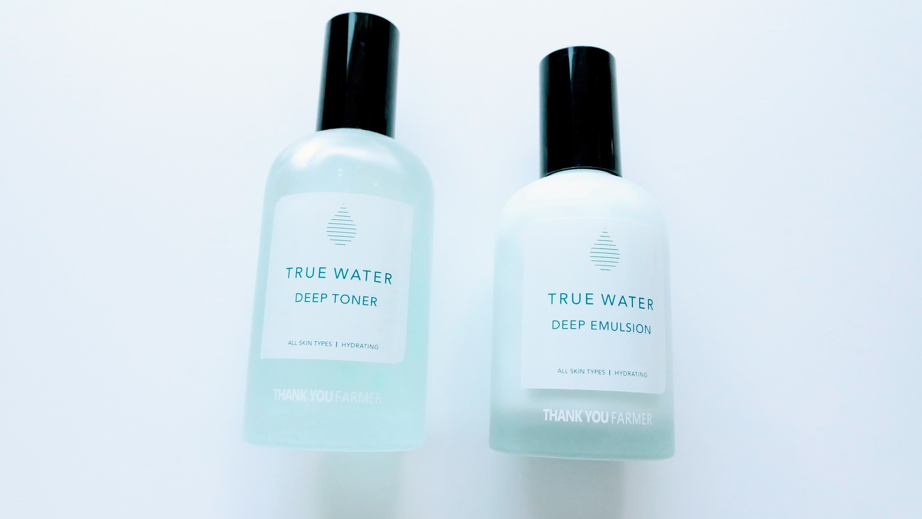 TYF True Water Deep Toner & Emulsion Review