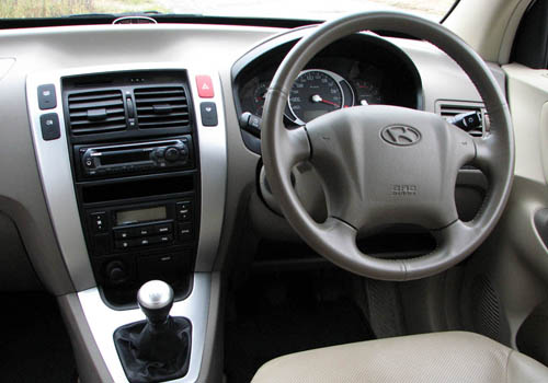 Hyundai Tucson Dashboard Interior Photo Hyundai Tucson