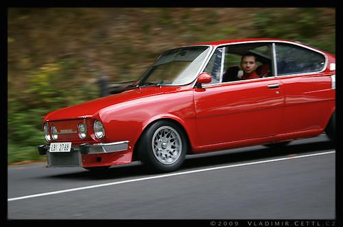 Skoda 110r Coupe Vladimir Cettl Flickr