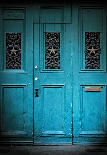 New Orleans doors | by Beatrycze.