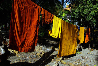 Drying Robes | by The Hungry Cyclist