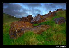 outcropping, Coyote Hills Regional Park | by slo-jo