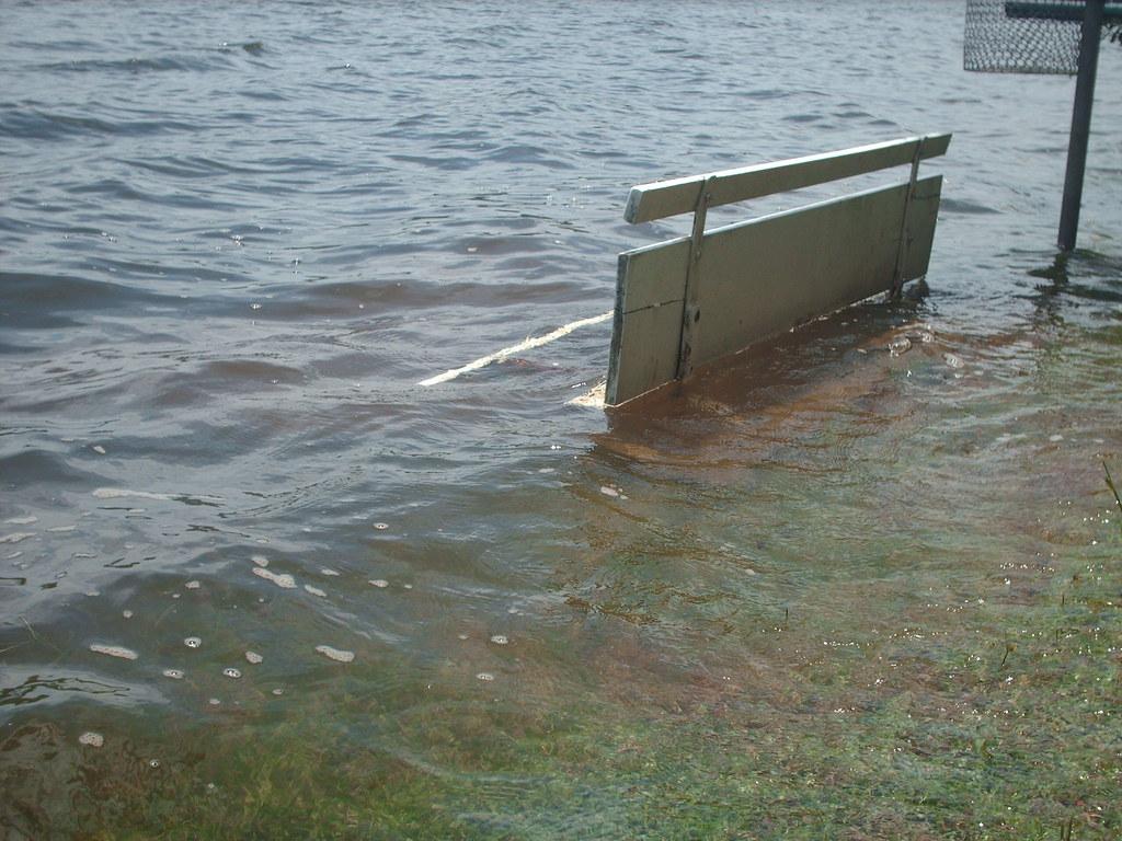 Fotos da represa de rancheria webcam