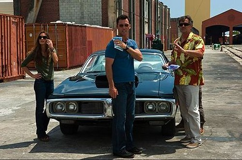 burn notice 1973 dodge charger rallye edition best thing a flickr