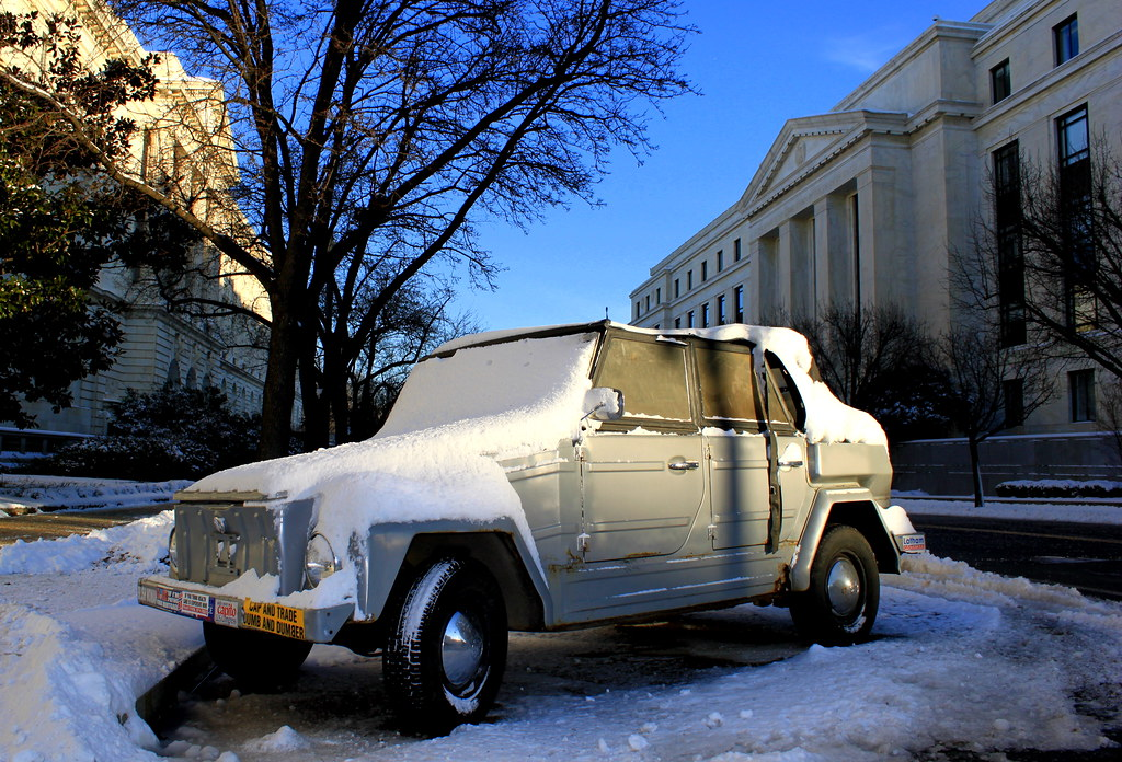 Volkswagen Thing 1 | This is actually a Senator's car. Which… | Flickr