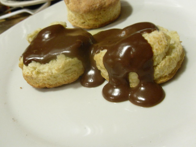 Biscuits with Chocolate Gravy | Flickr - Photo Sharing!