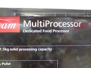Sunbeam Food Processor Crossword