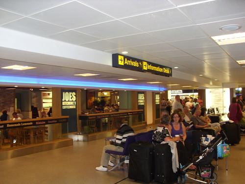 Joe S Kitchen Manchester Airport