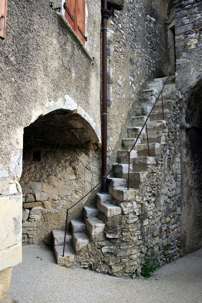 Escalier pas d cal s marsanne fr26 jean louis zimmermann flickr - Escalier a pas decales ...