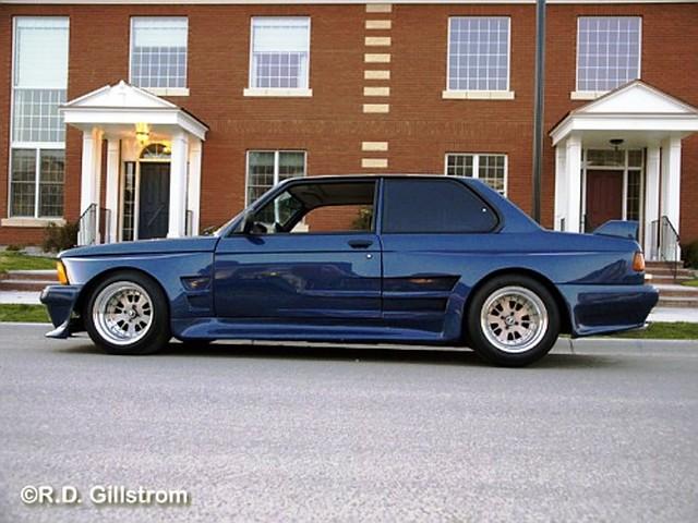 Bmw E21 Wide Body Kit Bmw E21 Wide Body Kit Flickr
