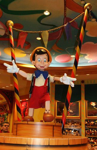 downtown disney haircut downtown disney world of disney pinocchio largest 4957