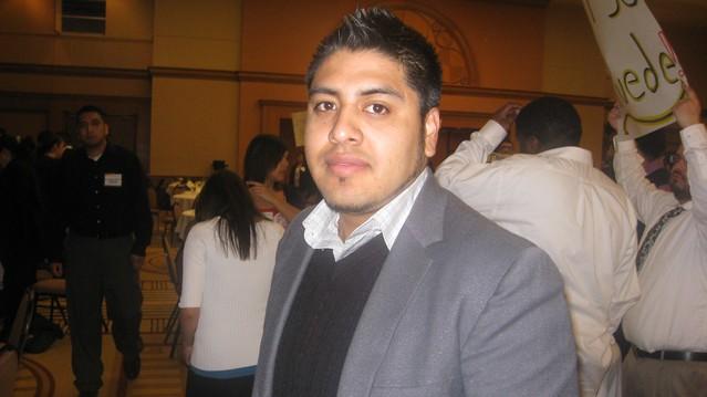 Fabian Garcia @ rally