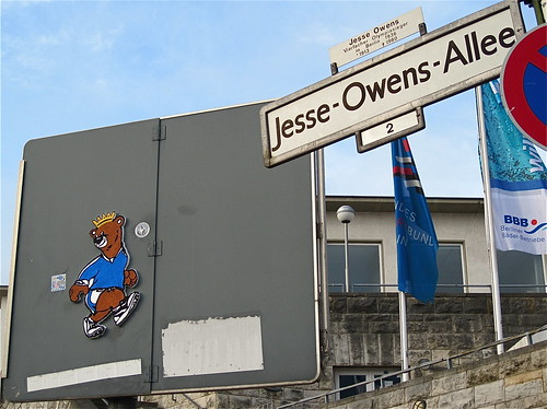 Jesse Owens Street | by chicagogeek