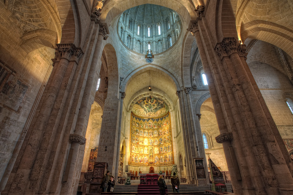 Old Cathedral – Catedral Vieja, Salamanca HDR  The Old ...