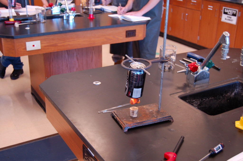 Calorimetry Lab | Kentucky Country Day | Flickr