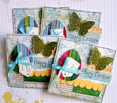 Easter cards | by mumkaa_