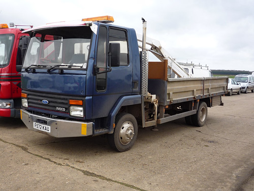 1989 ford iveco cargo 0813 i see plenty of lorries like. Black Bedroom Furniture Sets. Home Design Ideas