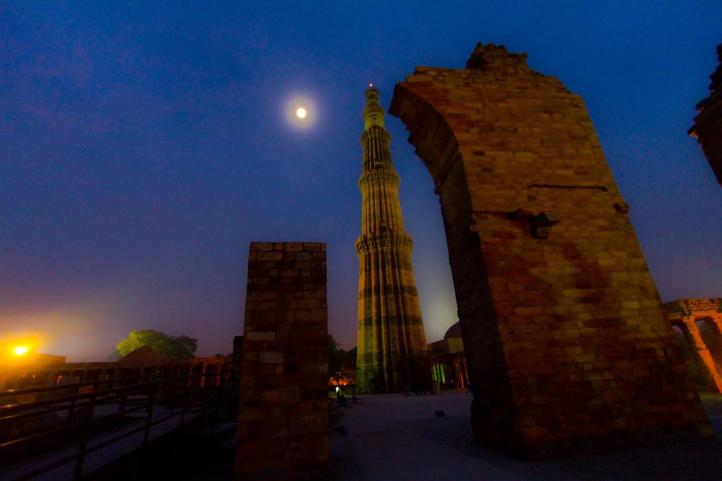 Symbol For Victory Qutab Minar Occultwizard Flickr