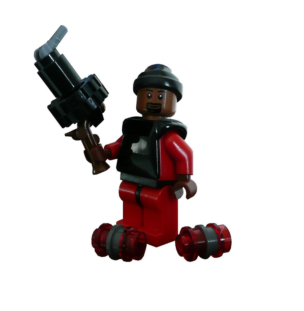 TF2: Demoman (RED) V2 | My second rendition of the Demoman f… | Flickr