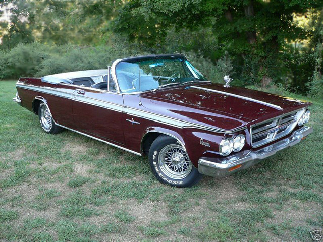 Chrysler 300 Convertible >> 1964 Chrysler 300 Convertible | Top down and cruising fast i… | Flickr