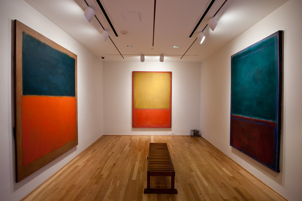 Rothko Room   by no3rdw Rothko Room   by no3rdw. Rothko Room   The Phillips Collection was one of the best ar    Flickr