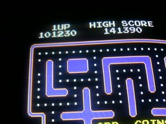 Ms. Pac-Man - Personal best high score! | by raider3_anime