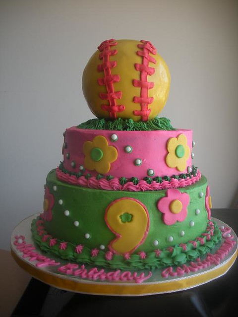 Year Old Girl Birthday Cake Inages
