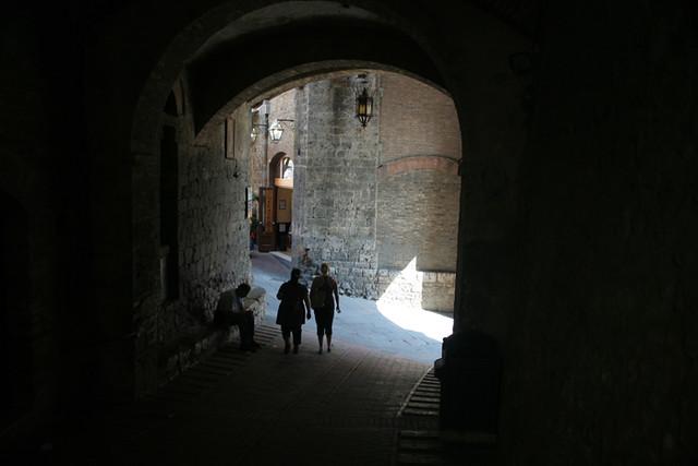Calle de San Gimignano