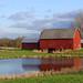 Fisher Road barn