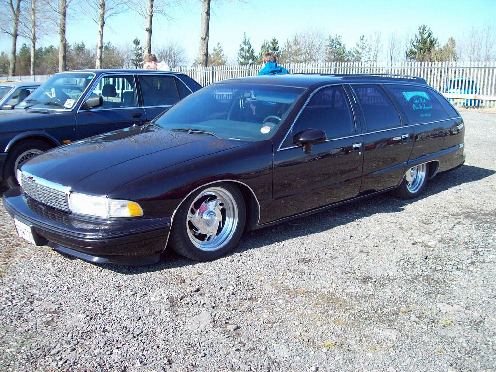 117 Chevrolet Caprice Station Wagon 1991 96