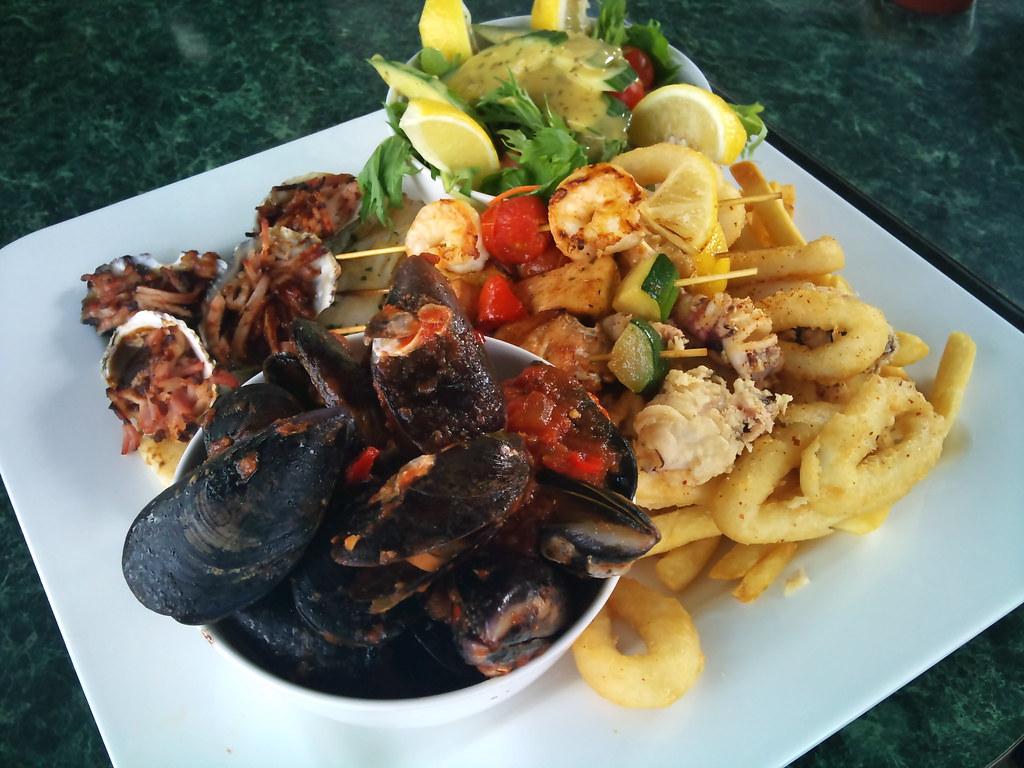 Cicerello S Seafood Restaurant Mandurah Address