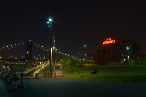 From the corner/BBP at Night | by Josh Derr