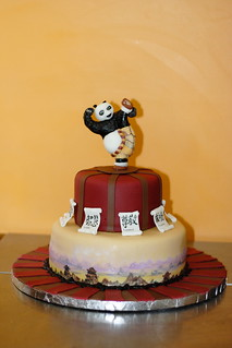 Kung Fu Panda Cake Final0001 | by Tandoori
