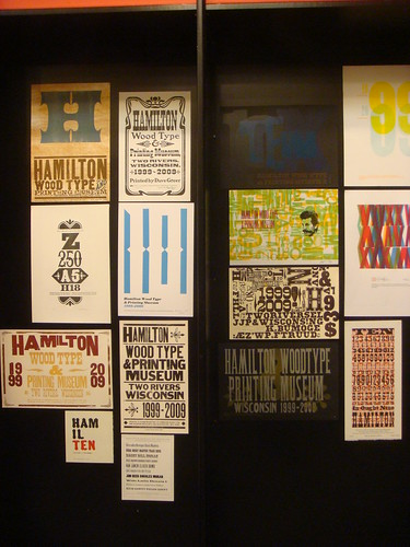 Pressed: an exhibition of letterpress printed ephemera | by Nick Sherman