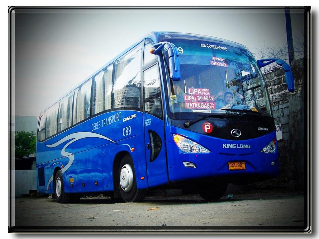 Ceres Transport, Inc. - King Long XMQ6119T - 089 | Taken @ A… | Flickr