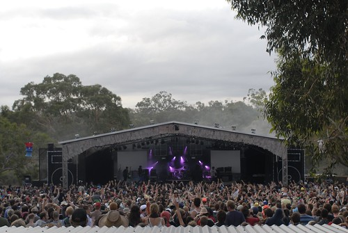 MMF2007.stage | by Aunty Meredith