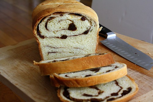TWD Raisin Bread | by Tracey's Culinary Adventures