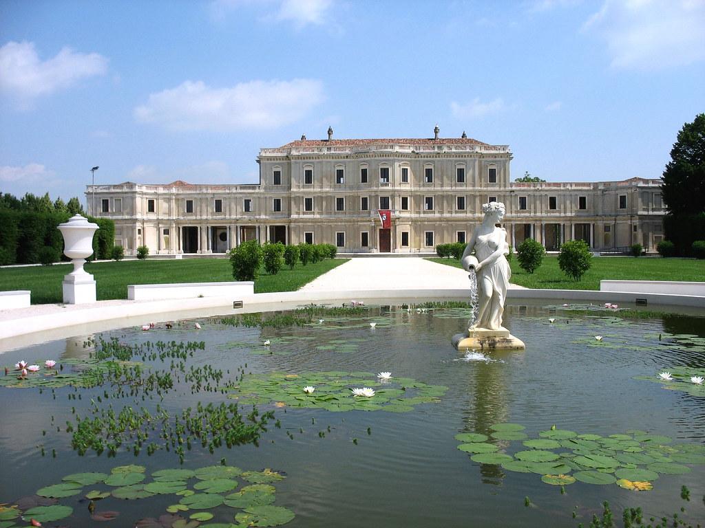 villa farsetti a santa maria di sala venezia maestosa