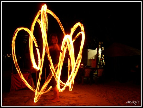 dance with fire.... | by chocky sihombing