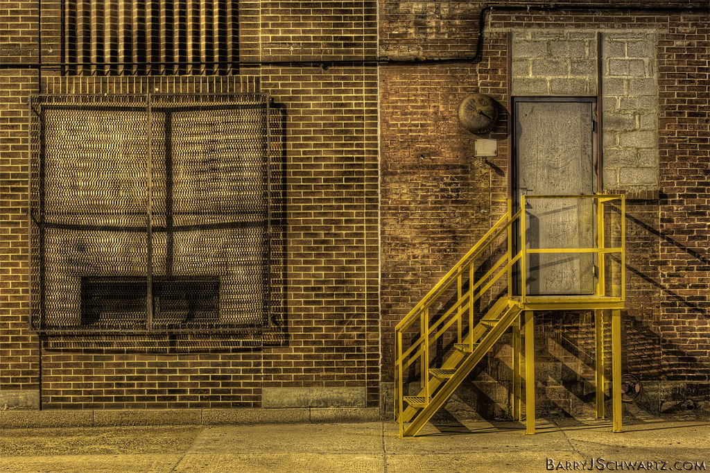 Factory Door | From The Other Night. Saw This Door While Walu2026 | Flickr