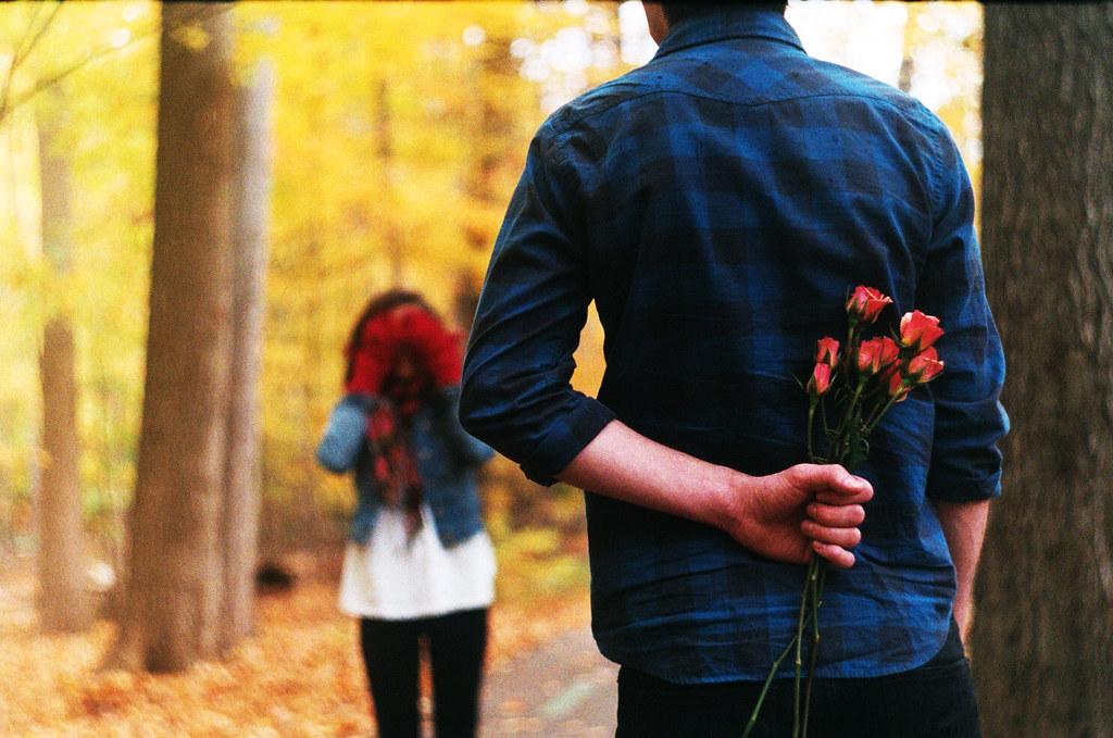 Фото парень и девушка в лицо закрыто 2 фотография