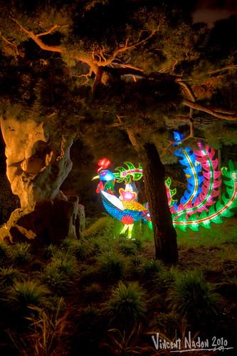 lanternes de jardin