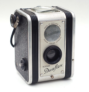 Kodak Duaflex (UK) | by John Kratz