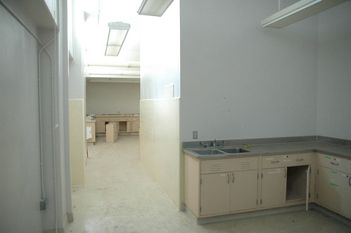 Second Floor of Science and Treatment Building | by California State University Channel Islands
