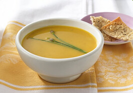 Curried Squash Soup | by Cascadian Farm