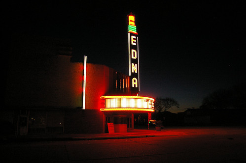 Edna Theater, Edna Tx. | by paramountbooth