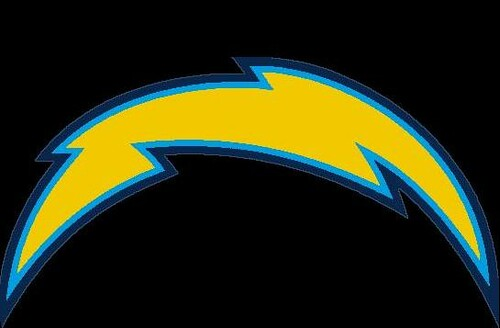 San Diego Chargers Logo Charles Fettinger Flickr